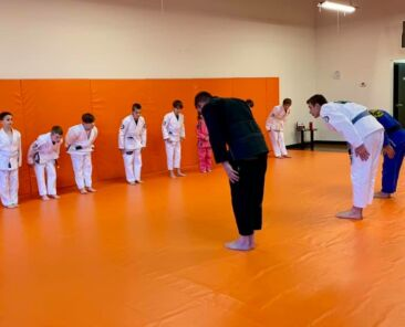 KIDS BJJ 6 WEEK INTRODUCTORY COURSE