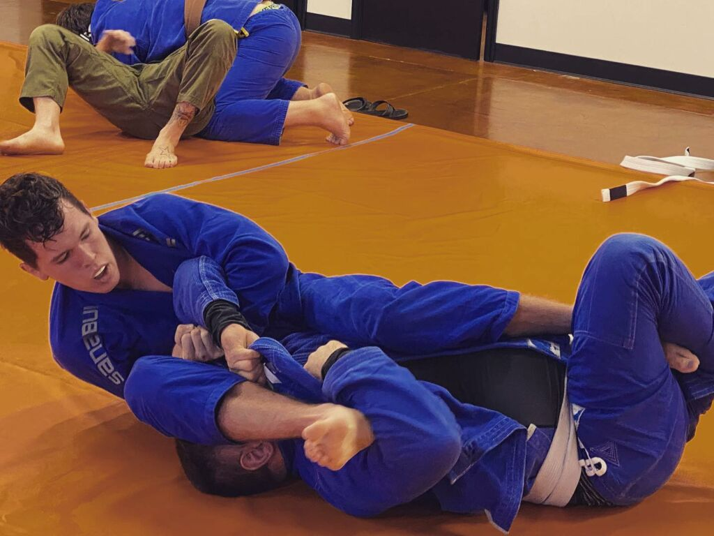 6:00 AM BJJ Introductory Class